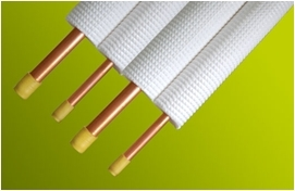iCOOL insulated copper tubes