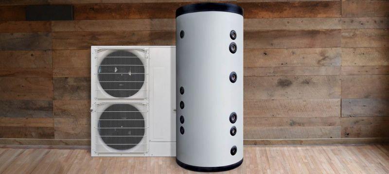 Inquinamento atmosferico perch le pompe di calore for Asciugatrice pompa di calore